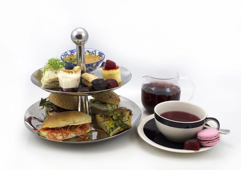 high tea in antwerpen tearoom lints