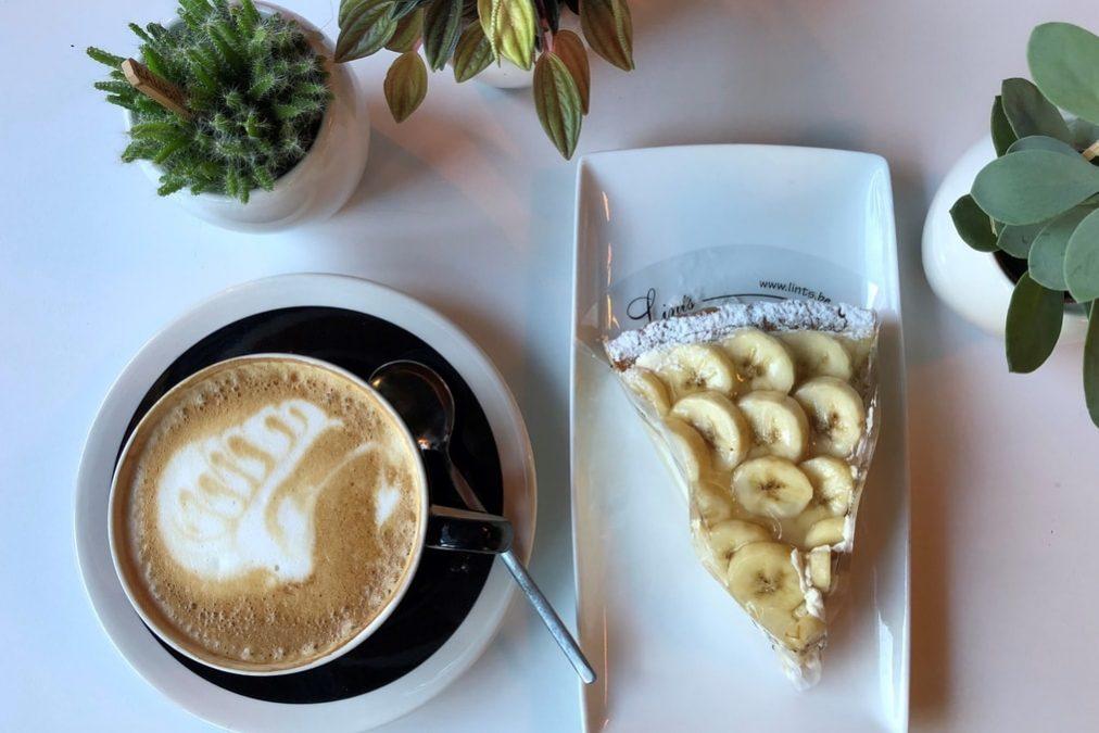 koffie drinken in antwerpen taart