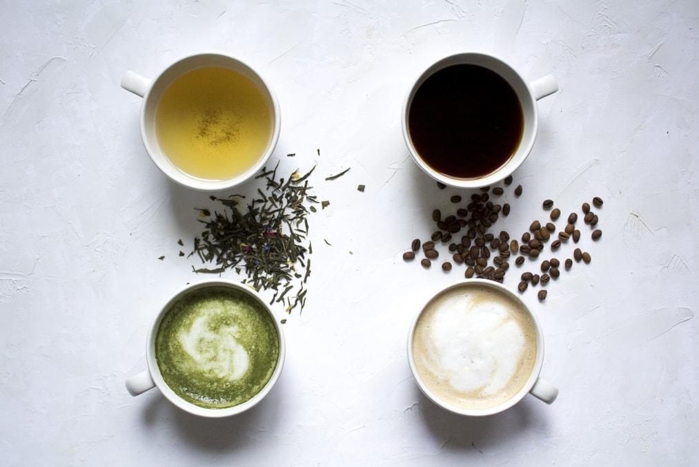 koffie drinken in antwerpen thee